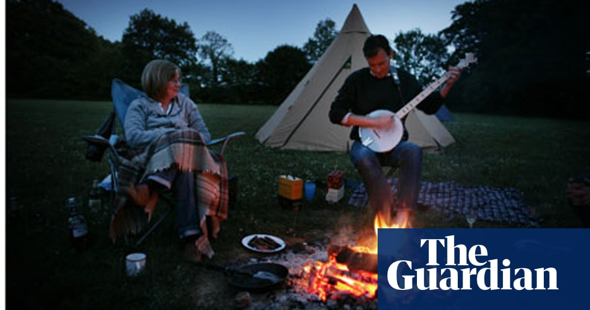 If camping is so tough, why do we like it so much? | Travel