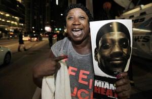 LeBron James: Miami Heat fan Rosalind Matthews