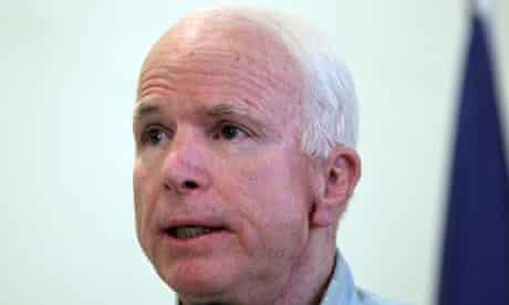 Senators John McCain
