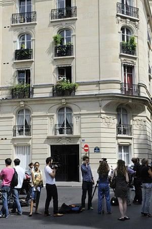 Bettencourt case: Apartment of Patrice de Maistre, financial advisor of Liliane Bettencourt