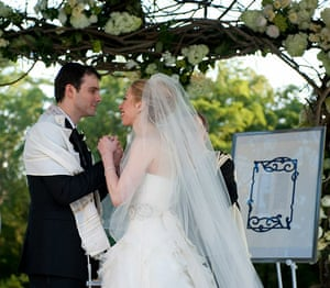 Chelsea Clinton wedding: Chelsea Clinton weds Marc Mezvinsky at the Astor Courts Estate