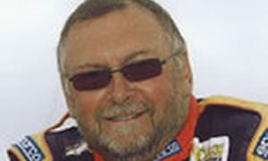 Ian Stirling was an experienced powerboat racer