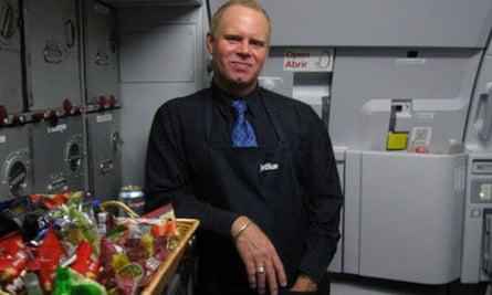 Steven Slater, former jetBlue flight attendant