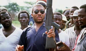 Charles Taylor Retro: Rebels of the Patriotic National Front, Liberia - 1990