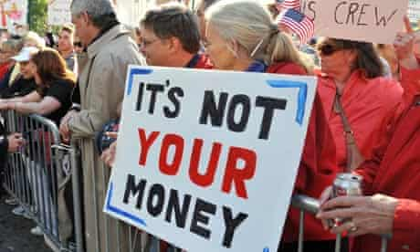 Tea Party Tax Protest, Atlanta, Georgia