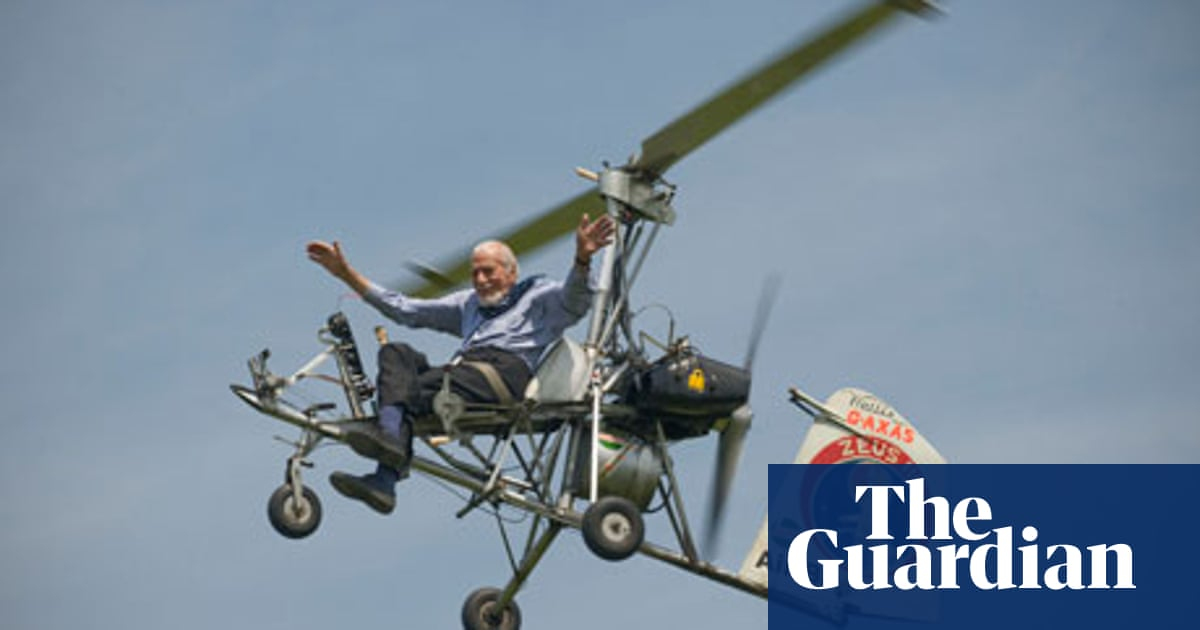 That magnificent man in his flying machine | Science | The