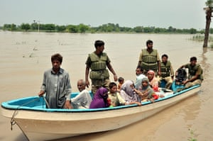 Pakistan Flood Disaster: Pakistan floods