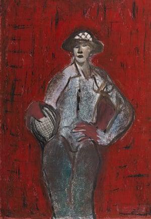 Pordenone Montanari: Giovane Tennista, 1988