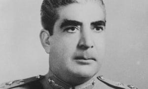 Major General Yahya Khan President of Pakistan