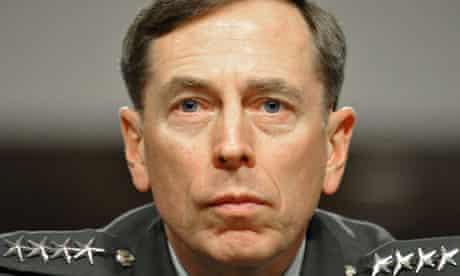 (FILES)US Army General David Petraeus, C