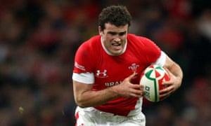 Rugby Union jamie roberts