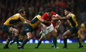Rugby Union - jamie roberts
