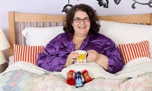 Naomi Alderman has discovered alternative ways to manage her migraines.