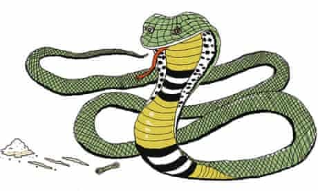 digested read the cobra frederick forsyth