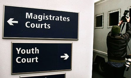 Teenagers Appear In Court Charged With The Murder Of Damilola Taylor