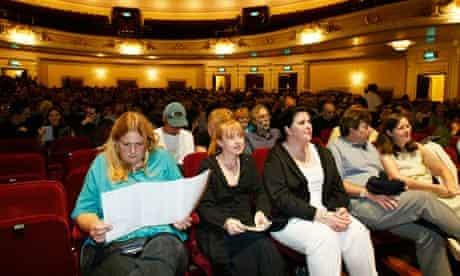 edinburgh festival audience