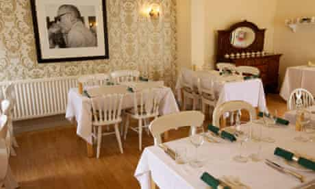 Aumbry restaurant