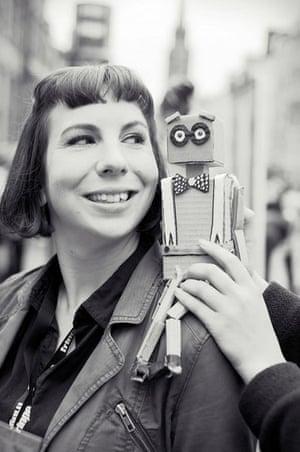 Edinburgh festival: Robot