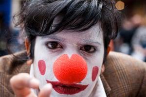 Edinburgh festival: Clown