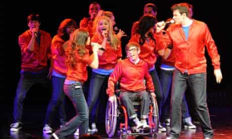 'Glee' Live Stage Show, Gibson Amphitheatre, Universal City, Los Angeles, America - 20 May 2010