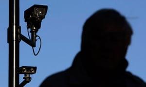 CCTV cameras in London