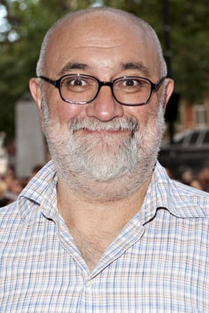Scott Pilgrim UK premiere: Scott Pilgrim Vs The World Alexei Sayle