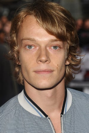 Scott Pilgrim UK premiere: Scott Pilgrim Vs The World Alfie Allen
