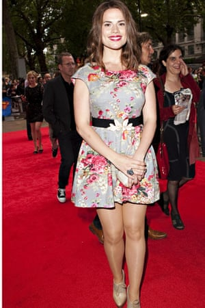 Scott Pilgrim UK premiere: Scott Pilgrim Vs The World Hayley Atwell