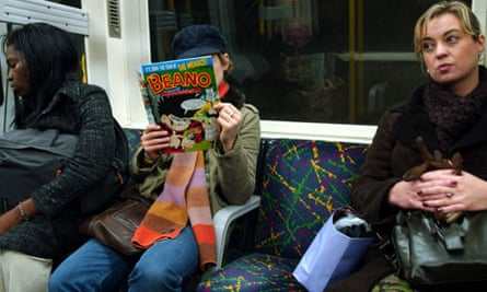 Bag on train seat