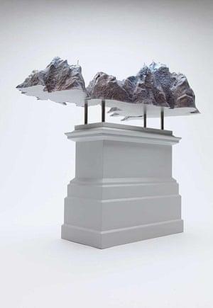 Fourth Plinth Artworks: Mariele Neudecker' proposal shortlisted for fourth plinth