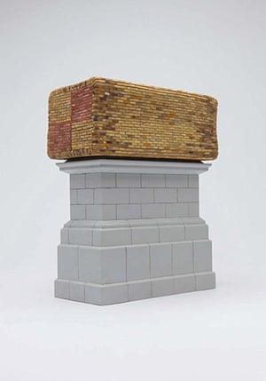 Fourth Plinth Artworks: Brian Griffiths's proposal shortlisted for fourth plinth