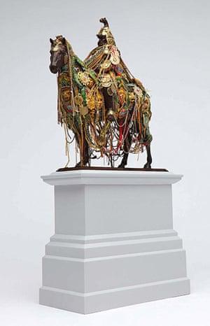 Fourth Plinth Artworks: Hew Locke's proposal shortlisted for fourth plinth
