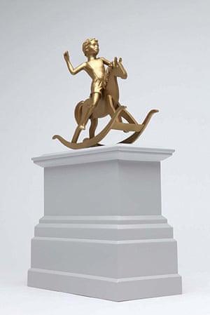 Fourth Plinth Proposals: Elmgreen & Dragset's proposal shortlisted for fourth plinth