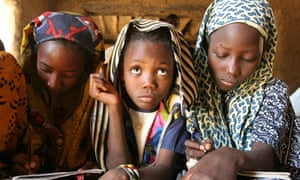 Mali - Education -women