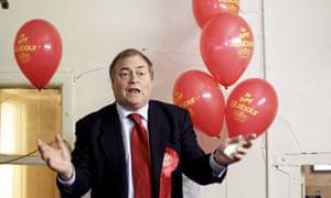 John Prescott: Labour verge of bankruptcy