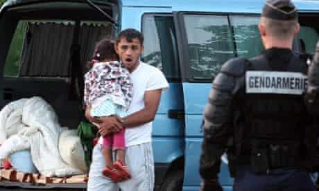 France begins Roma deportations