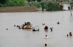 pakistan flooding: flash floods in pakistan