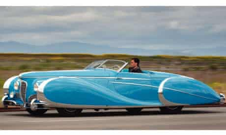 1949 Delahaye type 175 S Roadster, formerly owned by Diana Dors