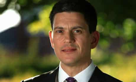 The Labour Leadership Candidate Portraits - David Miliband