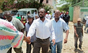 Wyclef Jean Returns To Haiti To Campaign For Presidency