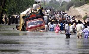 Pakistan Flood Update: Pakistan flash flood