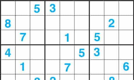 The world's hardest sudoku