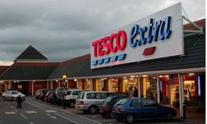 Tesco Extra supermarket