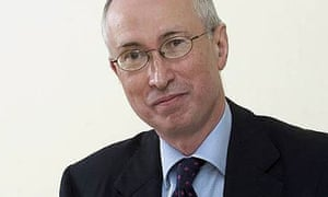 Sir Bill Jeffrey, the permanent secretary at the MoD