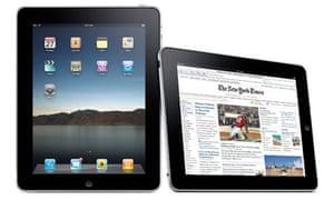 iPad New York Times