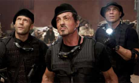 The Expendables, 2010