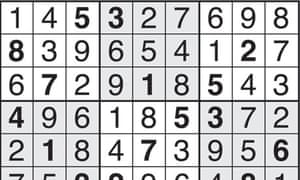 the world s hardest sudoku solved media the guardian