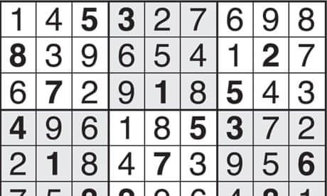 The world's hardest sudoku - solved | Media | The Guardian