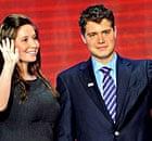 Bristol Palin and Levi Johnston in 2008