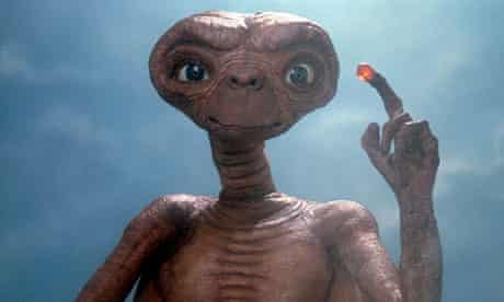 1982, E.T. THE EXTRA-TERRESTRIAL
